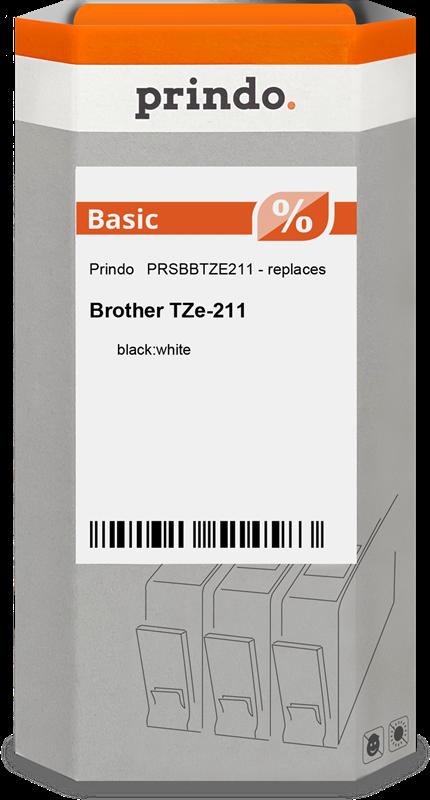 taśma Prindo PRSBBTZE211