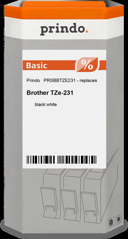 taśma Prindo PRSBBTZE231