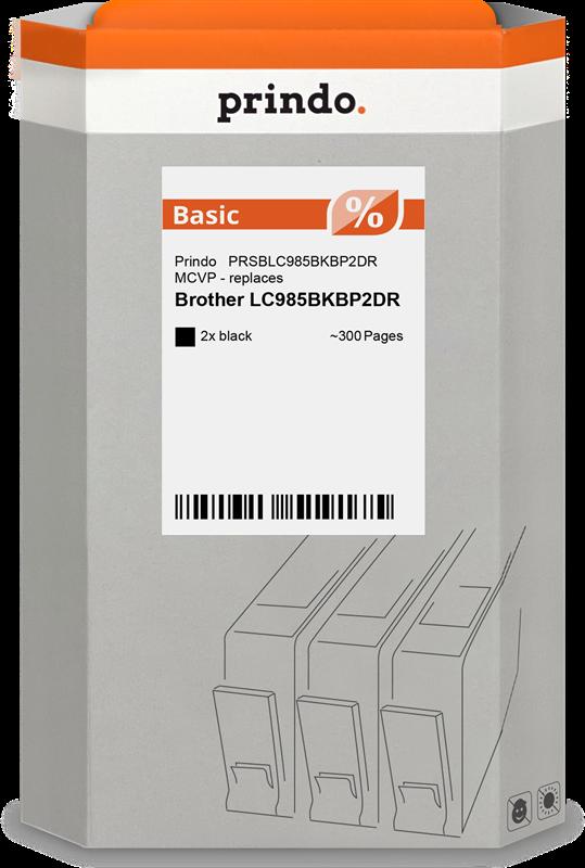 zestaw Prindo PRSBLC985BKBP2DR MCVP
