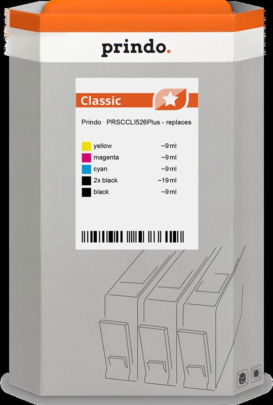 zestaw Prindo PRSCCLI526Plus