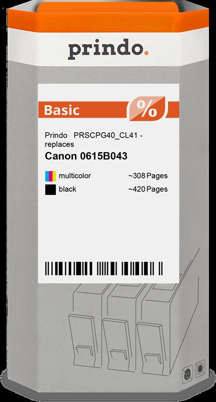 zestaw Prindo PRSCPG40_CL41