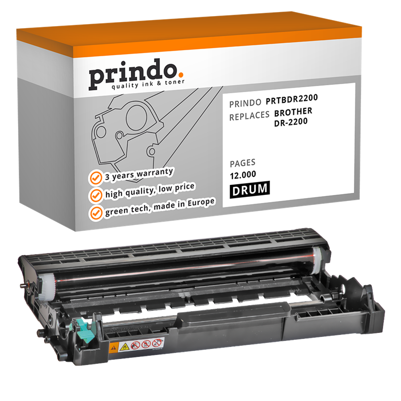 bęben Prindo PRTBDR2200