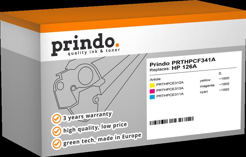 zestaw Prindo PRTHPCF341A