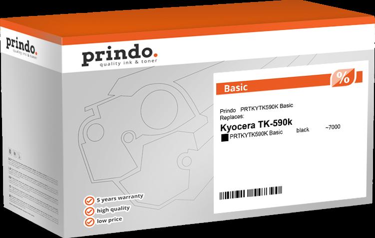 toner Prindo PRTKYTK590K Basic