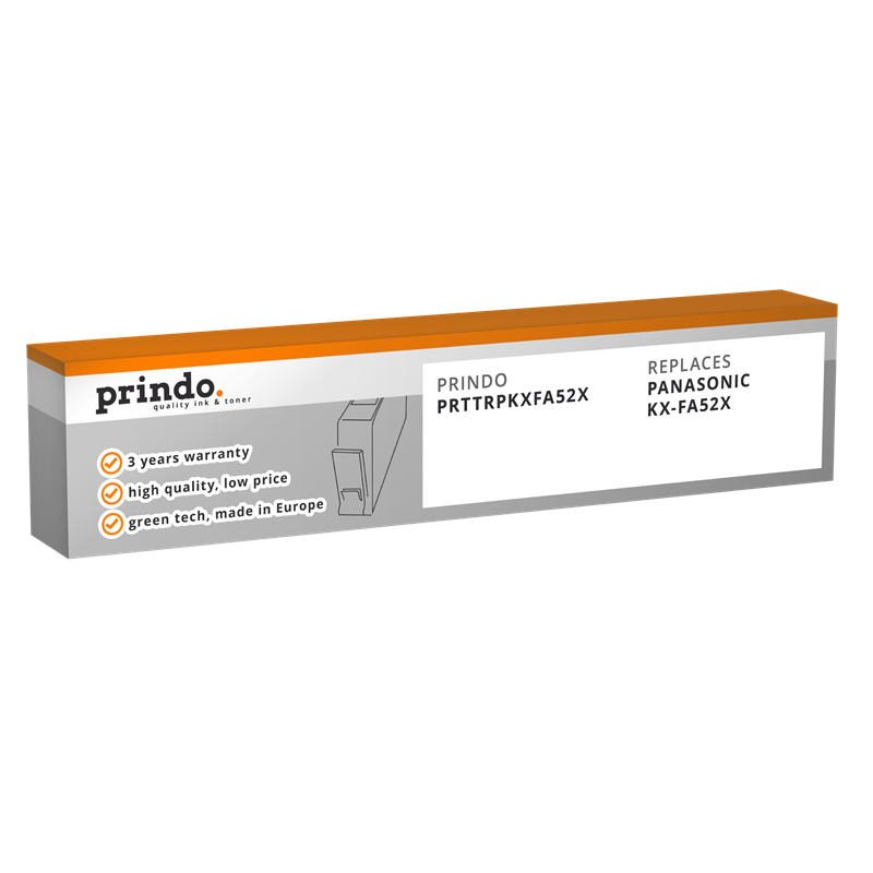 folia termotransferowa na rolce Prindo PRTTRPKXFA52X