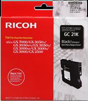 gel cartridge Ricoh GC-21K
