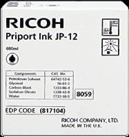 kardiż atramentowy Ricoh JP12