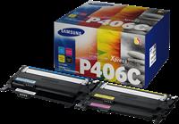 zestaw Samsung CLT-P406C