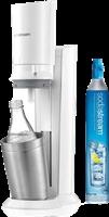 Sodastream Saturator wody gazowanej Crystal Premium Biały