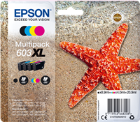 zestaw Epson 603XL