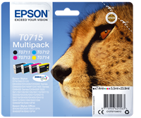 zestaw Epson T0715