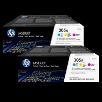 zestaw HP 305A Promo-Pack
