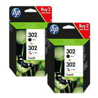zestaw HP 302 Promo-Pack