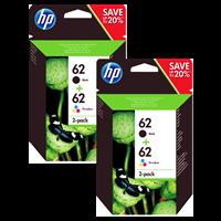zestaw HP 62 Promo-Pack