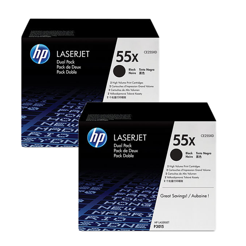 zestaw HP 55X Promo-Pack