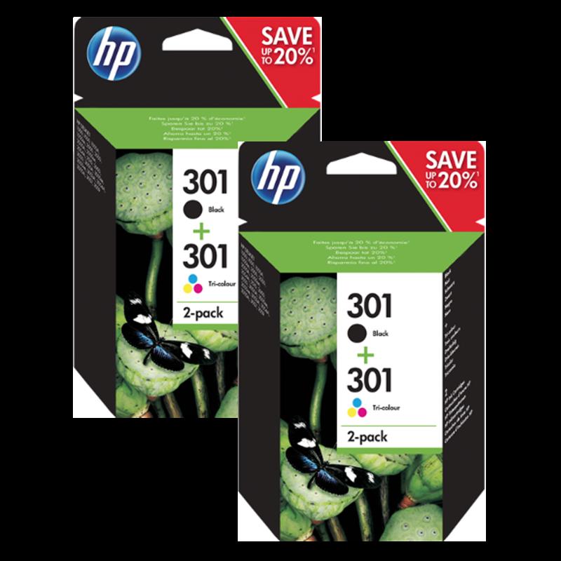 zestaw HP 301 Promo-Pack