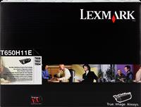 toner Lexmark T650H11E