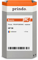 kardiz atramentowy Prindo PRIHPC6658AE